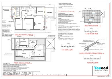Commercial Building Plans, BIM Design, Building Architecture Design ...